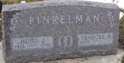 PEARSON PINKELMAN, FRANCES R. - Dixon County, Nebraska | FRANCES R. PEARSON PINKELMAN - Nebraska Gravestone Photos