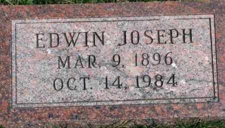 REID, EDWIN JOSEPH - Dixon County, Nebraska | EDWIN JOSEPH REID - Nebraska Gravestone Photos