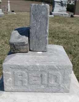 REID, UNKNOWN - Dixon County, Nebraska | UNKNOWN REID - Nebraska Gravestone Photos