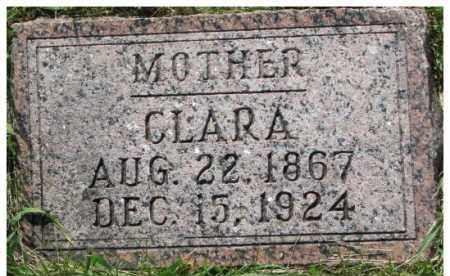 VALENTINE ROBERTS, CLARA HARRIETT - Dixon County, Nebraska | CLARA HARRIETT VALENTINE ROBERTS - Nebraska Gravestone Photos