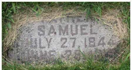 ROBERTS, SAMUEL - Dixon County, Nebraska | SAMUEL ROBERTS - Nebraska Gravestone Photos