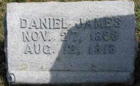 RYAN, DANIEL JAMES - Dixon County, Nebraska | DANIEL JAMES RYAN - Nebraska Gravestone Photos
