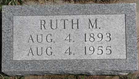 RYAN, RUTH M. - Dixon County, Nebraska | RUTH M. RYAN - Nebraska Gravestone Photos