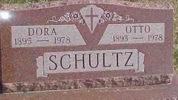 SCHULTZ, OTTO - Dixon County, Nebraska   OTTO SCHULTZ - Nebraska Gravestone Photos