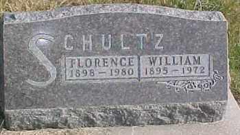SCHULTZ, WILLIAM - Dixon County, Nebraska | WILLIAM SCHULTZ - Nebraska Gravestone Photos