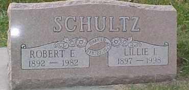 SCHULTZ, ROBERT E. - Dixon County, Nebraska   ROBERT E. SCHULTZ - Nebraska Gravestone Photos