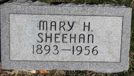 SHEEHAN, MARY H. - Dixon County, Nebraska   MARY H. SHEEHAN - Nebraska Gravestone Photos