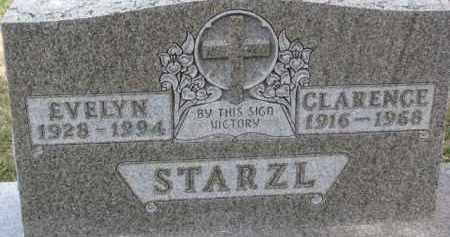 STARZL, EVELYN - Dixon County, Nebraska | EVELYN STARZL - Nebraska Gravestone Photos