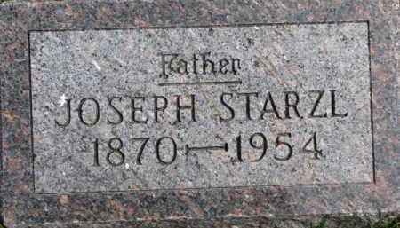 STARZL, JOSEPH - Dixon County, Nebraska | JOSEPH STARZL - Nebraska Gravestone Photos