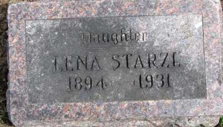 STARZL, LENA - Dixon County, Nebraska   LENA STARZL - Nebraska Gravestone Photos