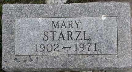 STARZL, MARY - Dixon County, Nebraska   MARY STARZL - Nebraska Gravestone Photos