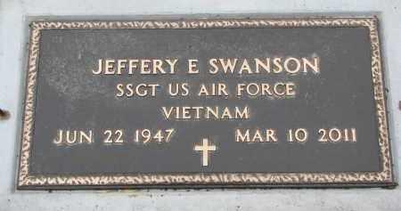 SWANSON, JEFFERY E - Dixon County, Nebraska   JEFFERY E SWANSON - Nebraska Gravestone Photos