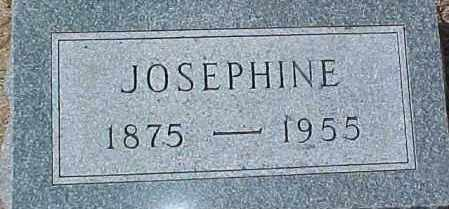 SWANSON, JOSEPHINE - Dixon County, Nebraska   JOSEPHINE SWANSON - Nebraska Gravestone Photos