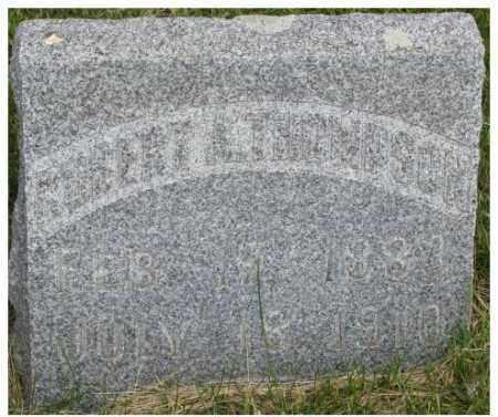 THOMPSON, ROBERT A. - Dixon County, Nebraska   ROBERT A. THOMPSON - Nebraska Gravestone Photos