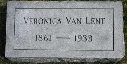 VAN LENT, VERONICA - Dixon County, Nebraska   VERONICA VAN LENT - Nebraska Gravestone Photos