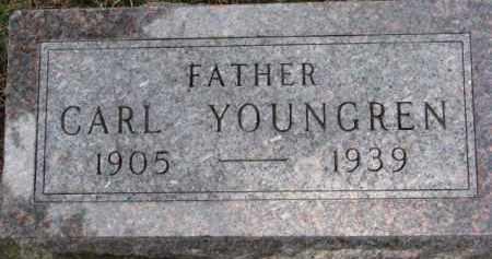 YOUNGREN, CARL - Dixon County, Nebraska | CARL YOUNGREN - Nebraska Gravestone Photos