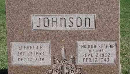 JOHNSON, CAROLINE - Dodge County, Nebraska | CAROLINE JOHNSON - Nebraska Gravestone Photos