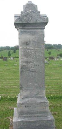 BAUER, ANNA - Dodge County, Nebraska   ANNA BAUER - Nebraska Gravestone Photos