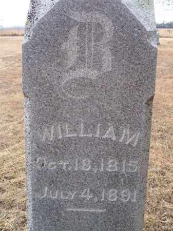 BRADBURY, WILLIAM - Dodge County, Nebraska | WILLIAM BRADBURY - Nebraska Gravestone Photos