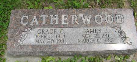CATHERWOOD, GRACE C. - Dodge County, Nebraska | GRACE C. CATHERWOOD - Nebraska Gravestone Photos