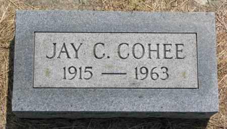 COHEE, JAY C. - Dodge County, Nebraska   JAY C. COHEE - Nebraska Gravestone Photos