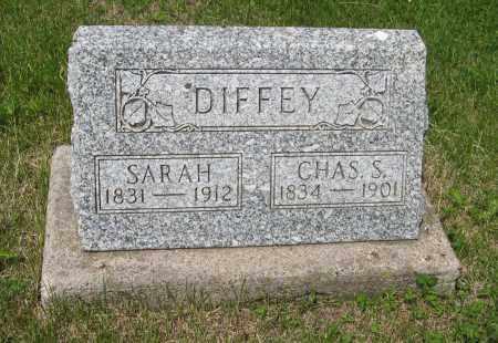 DIFFEY, SARAH - Dodge County, Nebraska | SARAH DIFFEY - Nebraska Gravestone Photos