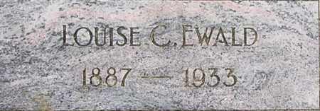 SCHWAB EWALD, LOUISE - Dodge County, Nebraska   LOUISE SCHWAB EWALD - Nebraska Gravestone Photos