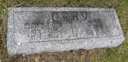 GRAY, WILLIAM - Dodge County, Nebraska | WILLIAM GRAY - Nebraska Gravestone Photos