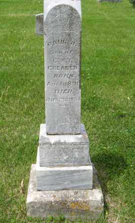 GREASER, PAUL J. - Dodge County, Nebraska | PAUL J. GREASER - Nebraska Gravestone Photos