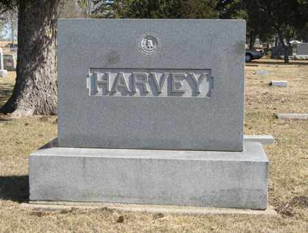 HARVEY, (FAMILY MONUMENT) - Dodge County, Nebraska | (FAMILY MONUMENT) HARVEY - Nebraska Gravestone Photos