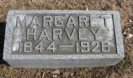 HARVEY, MARGARET - Dodge County, Nebraska | MARGARET HARVEY - Nebraska Gravestone Photos