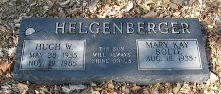 HELGENBERGER, MARY KAY - Dodge County, Nebraska | MARY KAY HELGENBERGER - Nebraska Gravestone Photos