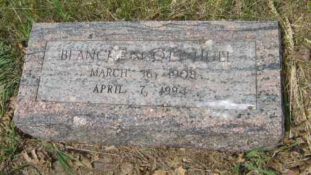 SCOTT HULL, BLANCHE - Dodge County, Nebraska | BLANCHE SCOTT HULL - Nebraska Gravestone Photos