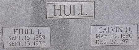 HULL, CALVIN - Dodge County, Nebraska | CALVIN HULL - Nebraska Gravestone Photos