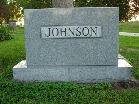JOHNSON, *FAMILY MONUMENT - Dodge County, Nebraska | *FAMILY MONUMENT JOHNSON - Nebraska Gravestone Photos