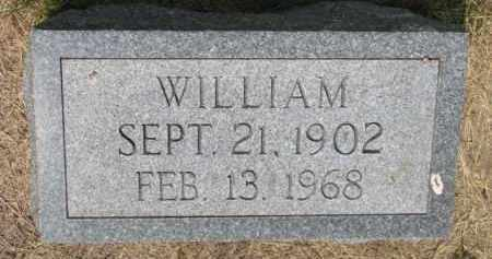 MALZAHN, WILLIAM - Dodge County, Nebraska | WILLIAM MALZAHN - Nebraska Gravestone Photos