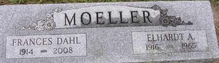 MOELLER, FRANCES DAHL - Dodge County, Nebraska   FRANCES DAHL MOELLER - Nebraska Gravestone Photos