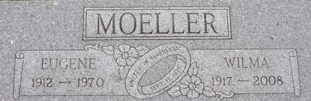SASSE MOELLER, WILMA - Dodge County, Nebraska | WILMA SASSE MOELLER - Nebraska Gravestone Photos