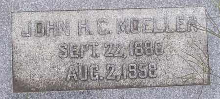 MOELLER, JOHN H. C. - Dodge County, Nebraska | JOHN H. C. MOELLER - Nebraska Gravestone Photos