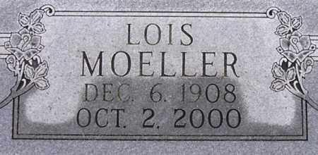 MOELLER, LOIS - Dodge County, Nebraska   LOIS MOELLER - Nebraska Gravestone Photos