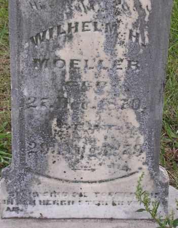 MOELLER, WILHELM H - Dodge County, Nebraska | WILHELM H MOELLER - Nebraska Gravestone Photos