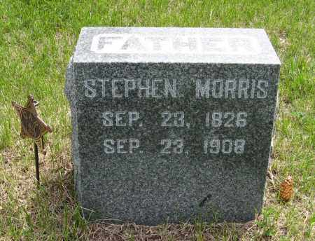 MORRIS, STEPHEN - Dodge County, Nebraska | STEPHEN MORRIS - Nebraska Gravestone Photos