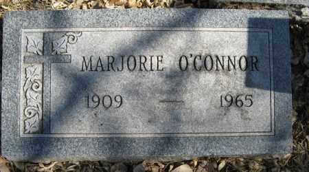 O'CONNOR, MARJORIE - Dodge County, Nebraska | MARJORIE O'CONNOR - Nebraska Gravestone Photos
