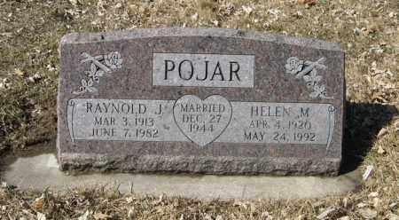 POJAR, HELEN M. - Dodge County, Nebraska   HELEN M. POJAR - Nebraska Gravestone Photos