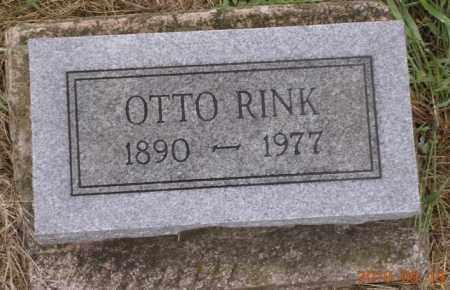 RINK, OTTO - Dodge County, Nebraska | OTTO RINK - Nebraska Gravestone Photos