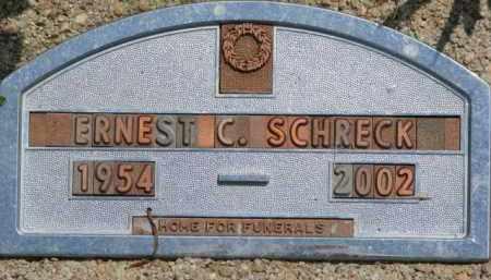 SCHRECK, ERNEST C. - Dodge County, Nebraska | ERNEST C. SCHRECK - Nebraska Gravestone Photos