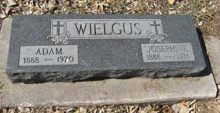 WIELGUS, JOSEPHINE - Dodge County, Nebraska   JOSEPHINE WIELGUS - Nebraska Gravestone Photos