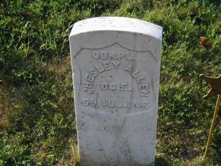 ALLEN, CHESLEY - Douglas County, Nebraska | CHESLEY ALLEN - Nebraska Gravestone Photos
