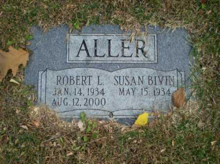 ALLER, ROBERT L - Douglas County, Nebraska | ROBERT L ALLER - Nebraska Gravestone Photos
