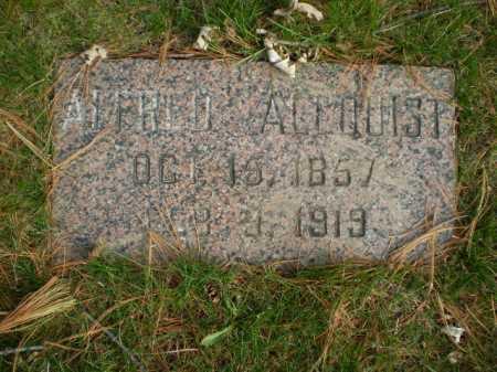 ALLQUIST, ALFRED - Douglas County, Nebraska   ALFRED ALLQUIST - Nebraska Gravestone Photos
